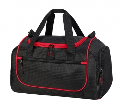 Sports Holdall  RED