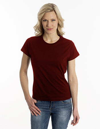 SNAP T-Shirt Flash-Line Women 100% Baumwolle 190 g