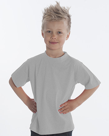 SNAP T-Shirt Basic-Line Kids 100% gekämmte 160 g